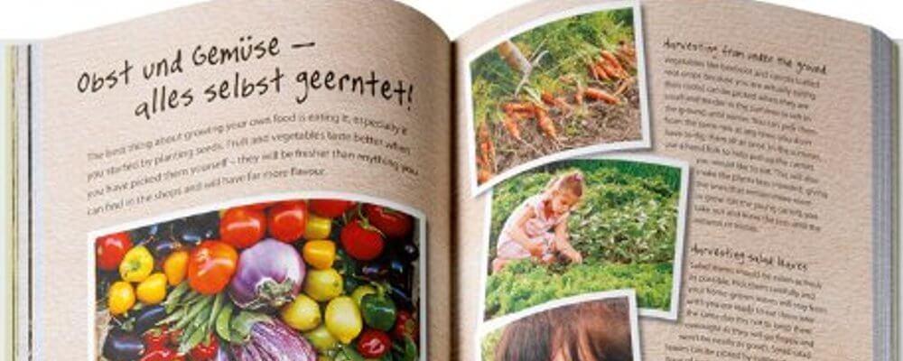 Hurra, es wächst! 30 tolle Projekte für kleine Gärtner